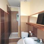 Pokoj Nr 5 łazienka